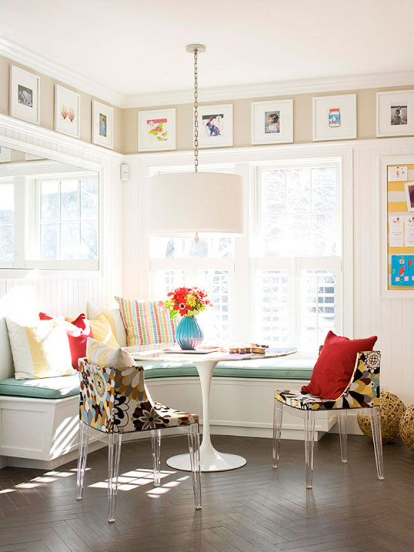 Banquette Convertible Design Kitchen Corner Seating: 50 Charming Interior Ideas
