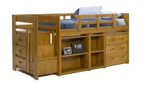 13 Low Loft Beds for Kids Rooms with Low Ceilings ...