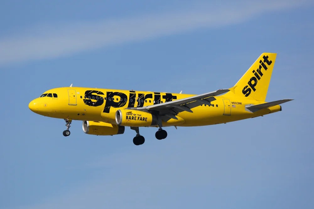 Spirit Airlines Review - Seats, Amenities, Customer Service, Fees