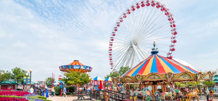 Top 20 Amusement Parks in North America - The Ultimate Guide 2018