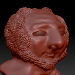 ZBrush 4R2 – DynaMesh: Bye bye manual retopology?