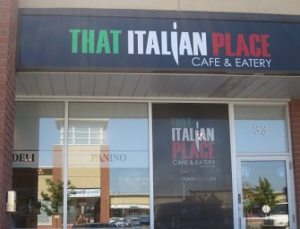 That Italian Place Review