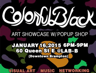 Updated: With Pictures! – Art Showcase in Brampton on Jan 16th