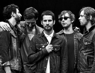 Sam Roberts Band headlining New Year's Eve in Brampton