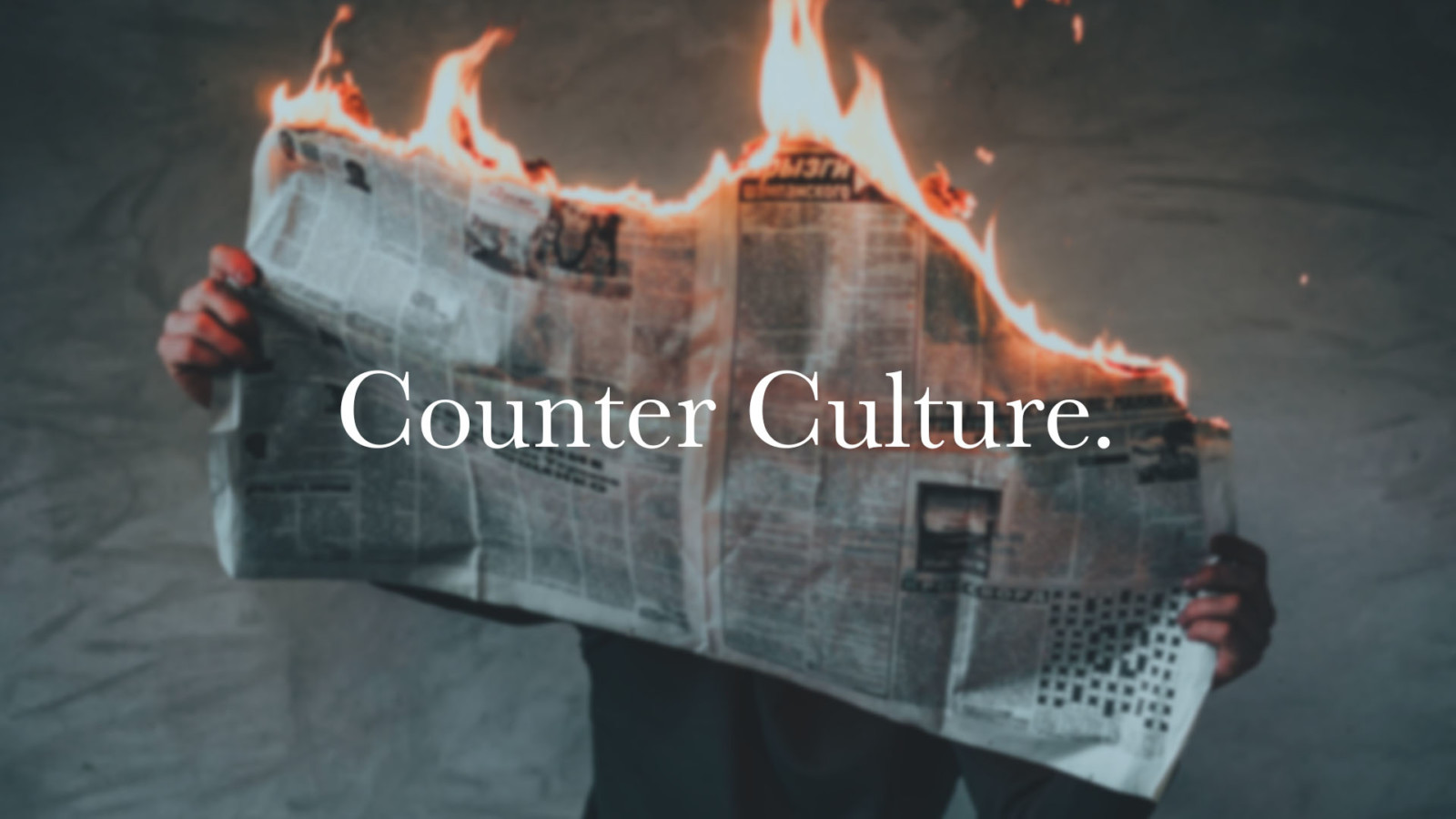 Counter Culture Duane Sheriff Ministries