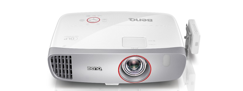 Review BenQ W1210ST Gaming Projector 4DGamers