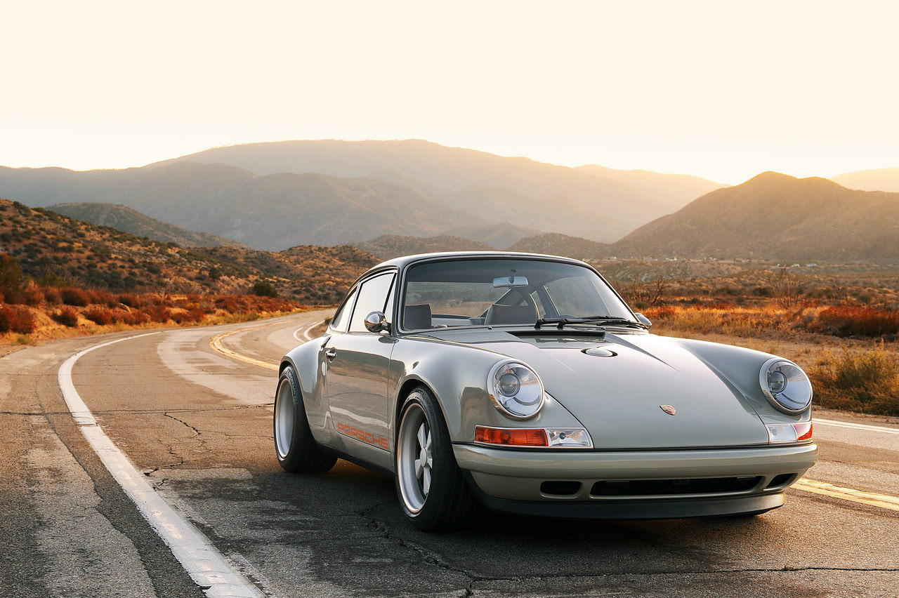 Very Best Sports Car Wallpaper The Best Of Both Worlds Making Old Porsche 911 S Sing