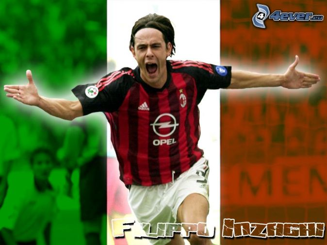 Hd Wallpapers Filippo Inzaghi