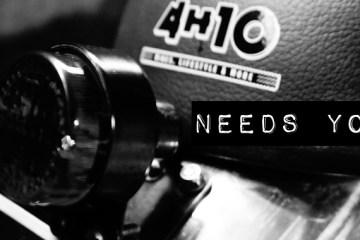 needs you