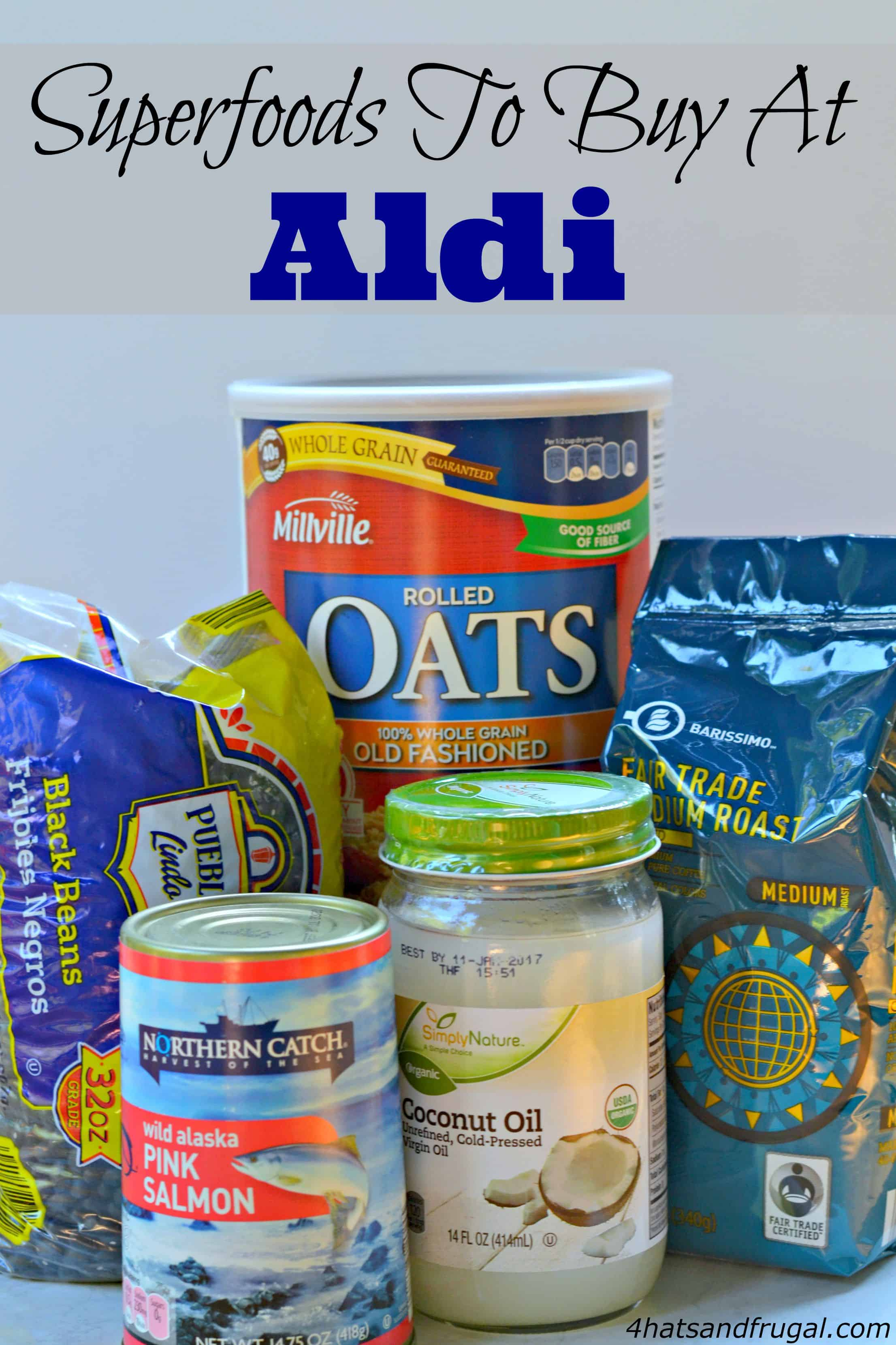 Buy Food Superfoods To Buy At Aldi 4 Hats And Frugal