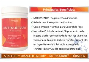 NutraStart®Suplemento alimenticio