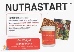 NutraStart®control de peso 2