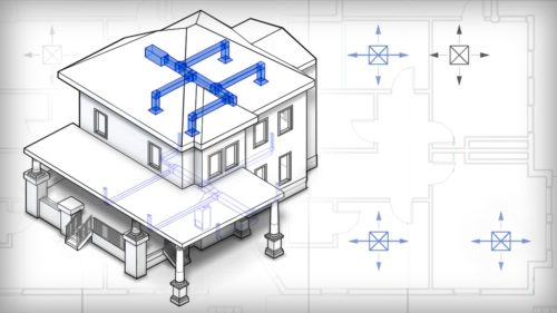 Introduction to HVAC Design in Revit MEP