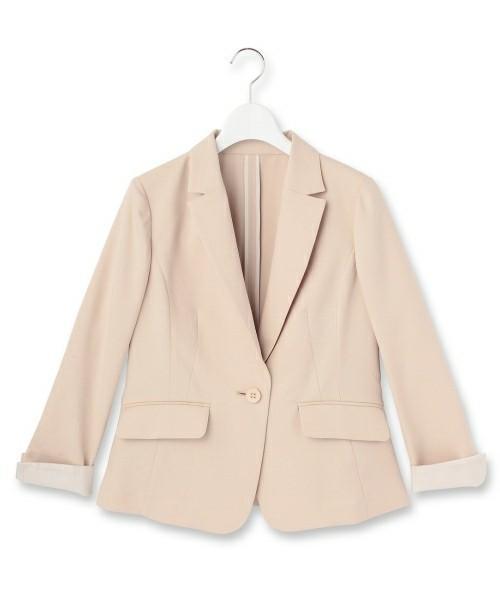 はじめましての春♡きちんと感のあるジャケットで賢女子を演出♪その4
