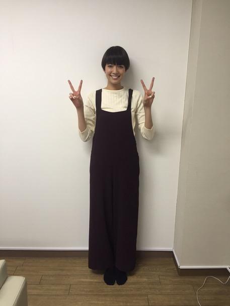 """佐藤栞里さんの""""ピュアモテ""""ファッション④ セットアップ・ロンパース"""