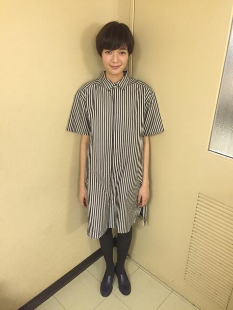 人気急上昇モデル!佐藤栞里ちゃんのファッションに注目♪その3