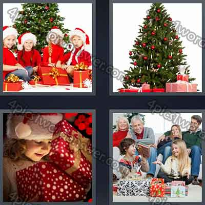 4 Pics 1 Word Daily Challenge December 26 2014 Answer 4 Pics 1
