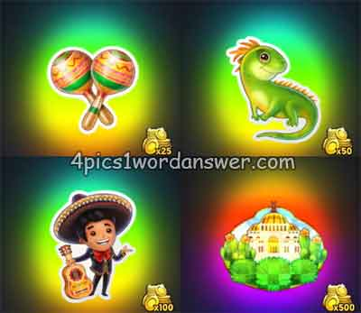 4 Pics 1 Word Daily Puzzle September 2018 Mexico Answers 4 Pics 1