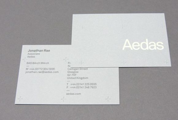 Embossed Business Cards Archives - Freestyle Print London Printers UK