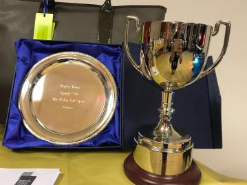 Robin Lal Open Competition Cup & Shield
