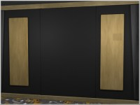 Home Theater Acoustical Wall Paneling Fabric
