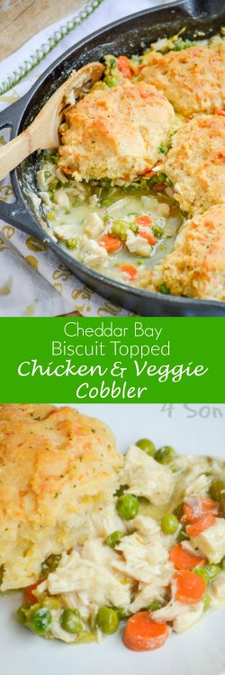 Calm Veggie Cobbler Sons Us Cheddar Bay Biscuit Waffles Recipe Cheddar Bay Biscuit Recipe Box A Hearty Pot Pie Always Seems Like A Good Idea When Snow C Wear Are Cheddar Bay Biscuit Ped Ken