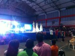 Part of the Miss Providencia contest.