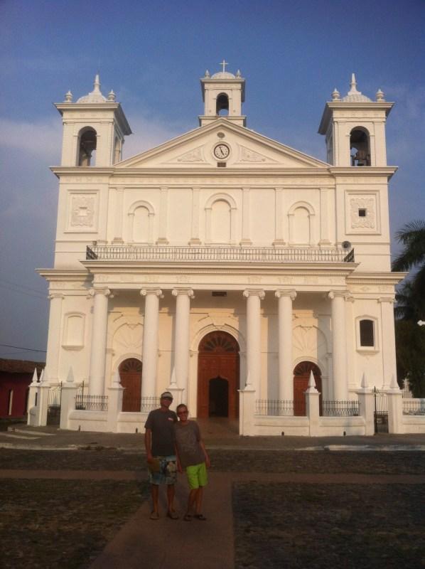 The main church in Sochitotto