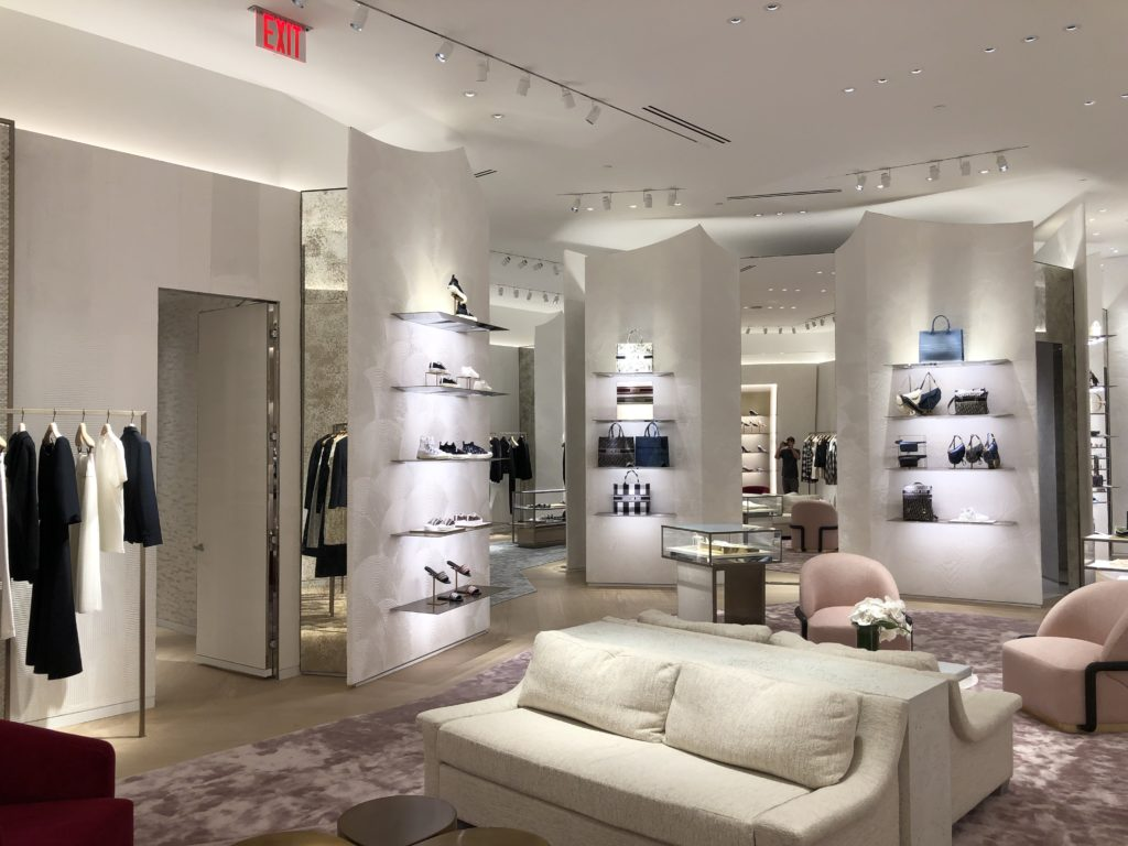 Take A Look At The New Dior Store At Hudson Yards 4urspace
