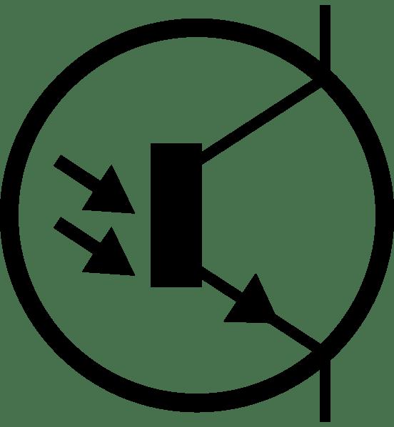phototransistor circuit