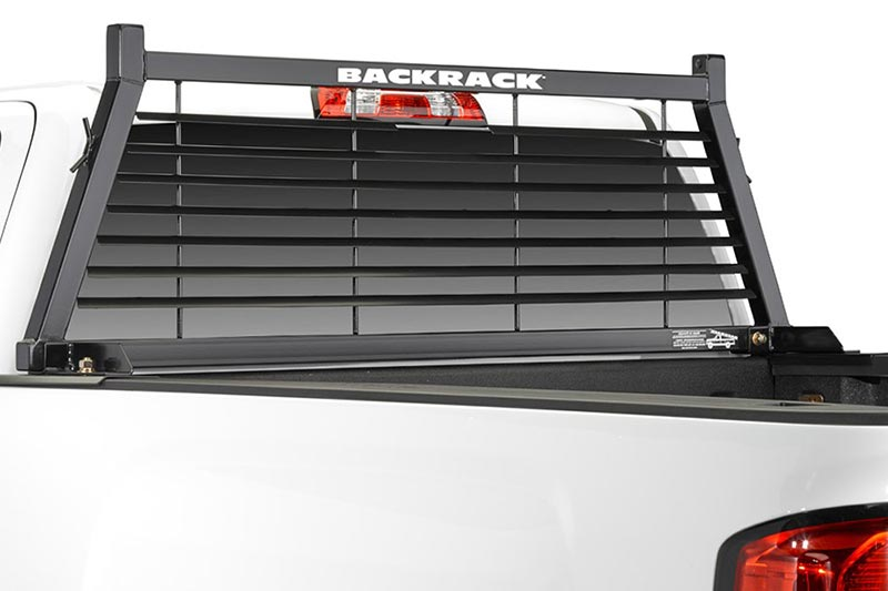 Backrack Louvered Headache Rack Frames 4wheelonlinecom
