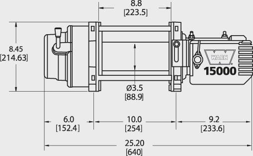 warn xd9000i 5 pin wiring diagram