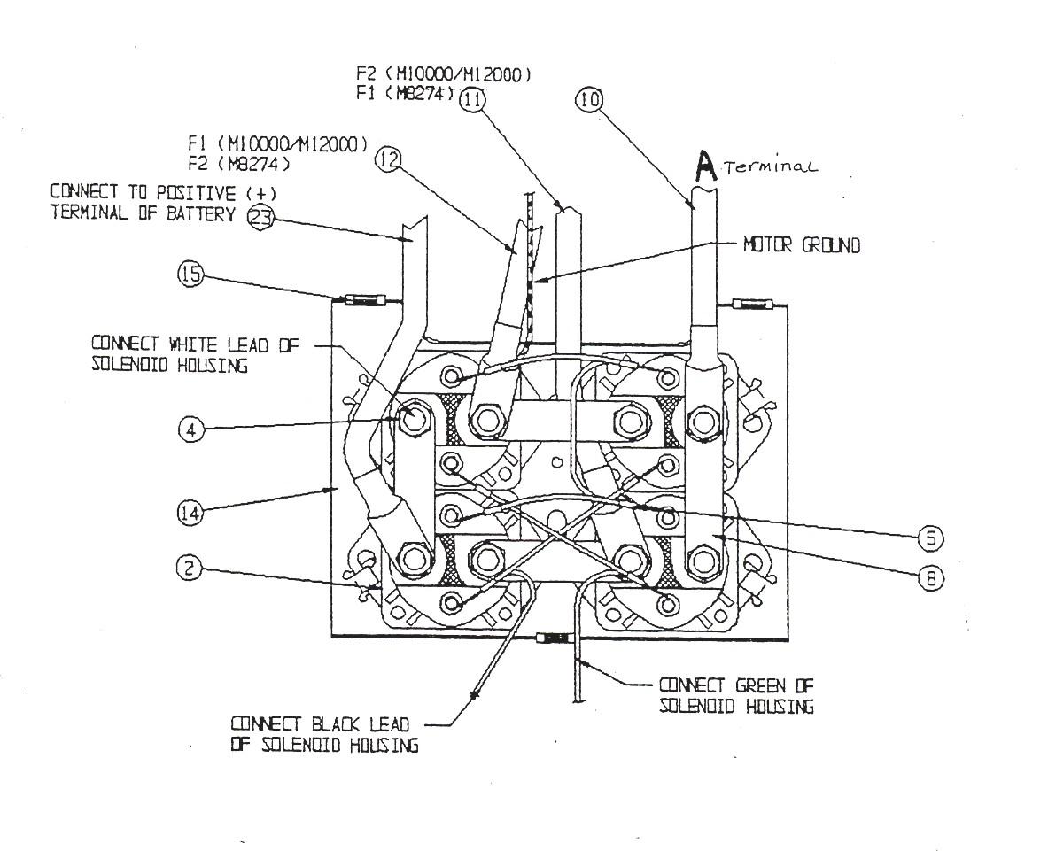 winch control box wiring diagram