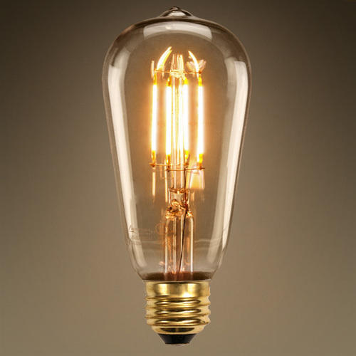 Led Glühbirne Xxl Mit Dekodraht Electric Filament Bulb, 5 Watt, Rs 100 /piece, Nexxus