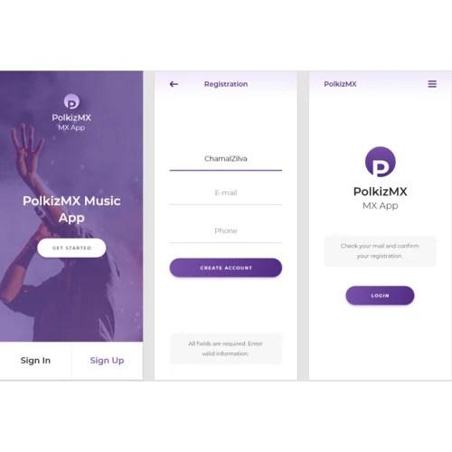 Mobile Apps UI Designs, Mobile Ui Design - Fleena, New Delhi ID