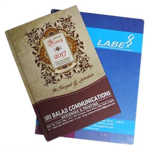 Customized Design Diary at Rs 40 /piece Ber Sarai New Delhi ID