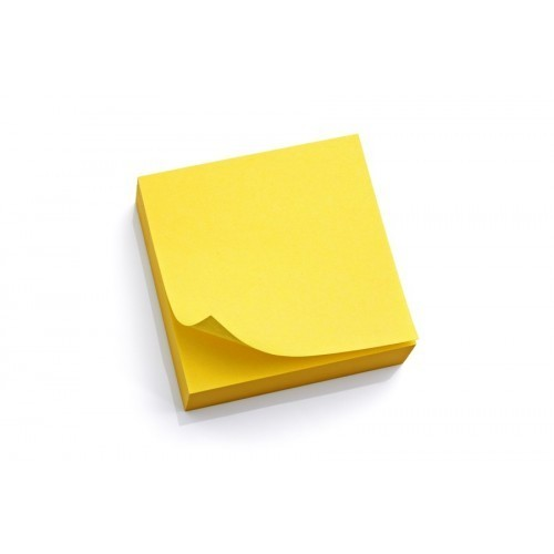 Yellow Sticky Notes at Rs 43 /pack Nava Vadaj Ahmedabad ID - stickey notes