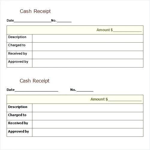 Cash Receipt Form at Rs 400 /pack Peelamedu Coimbatore ID
