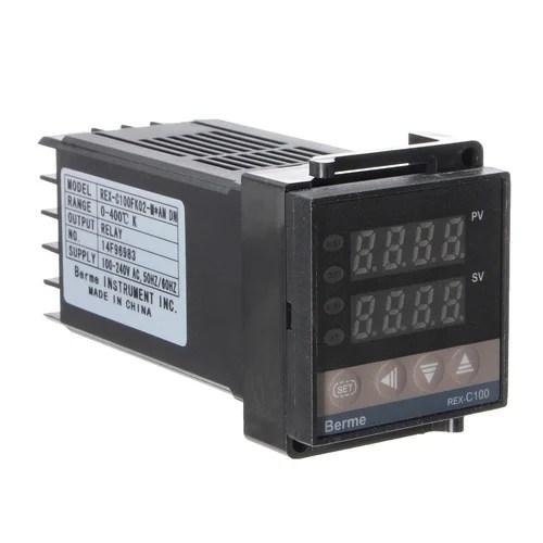 Rex-c100 PID Temperature Controller at Rs 650 /piece Digital