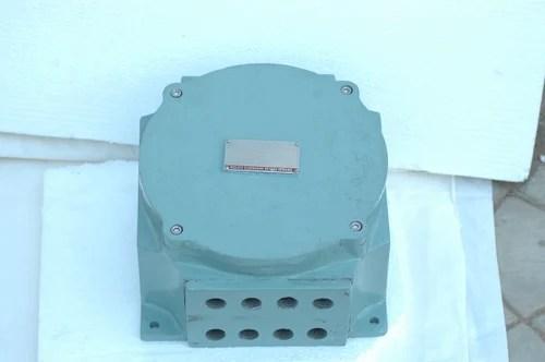 Junction Push Box Flameproof Junction Box Manufacturer