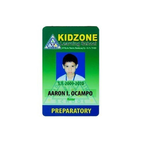 School ID Card, school card, school id, school identity card - student identification card