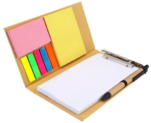 Eco Friendly Note-Pad Diary With Sticky Notes at Rs 220 /piece - stickey notes
