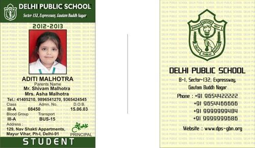 school identification cards - Pinarkubkireklamowe
