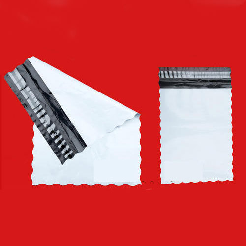 White Plain Wave Seal Courier Envelope, Bhavna Enterprises ID