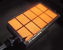 Infrared Commercial Heaters Facias