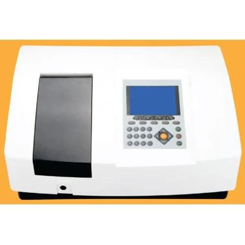 Microprocessor Uv-vis Double Beam Spectrophotometer, UV