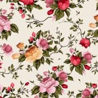 Digital Printed Floral Design Fabric, Use: Garments, Rs ...