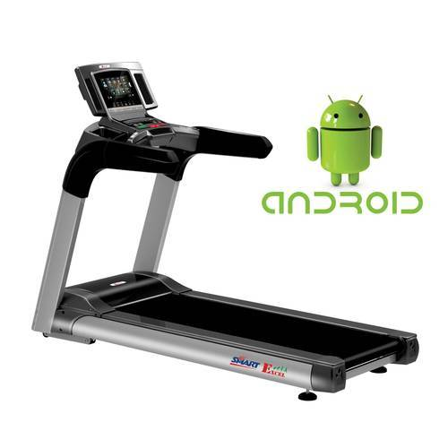 1-18 Km/h Excel Smart Lite Commercial Android Treadmill ID