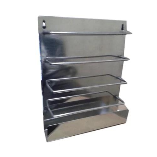 Steel SOP Stand, standard operating procedure stand - Technopharma