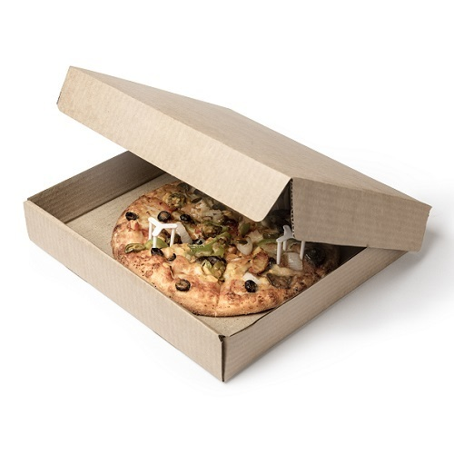 Corrugated Pizza Box 10\